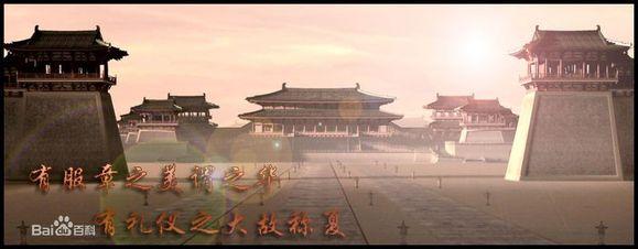 唐朝皇宫:美丽的大明宫!图片