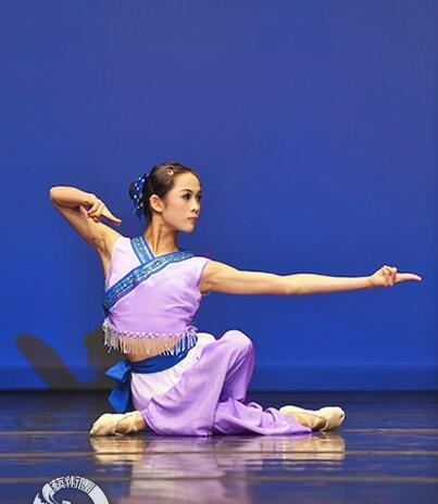 解密中国古典舞:剑指图片