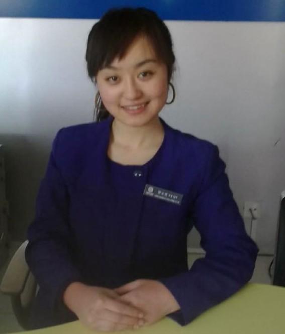 蔚县街头美女
