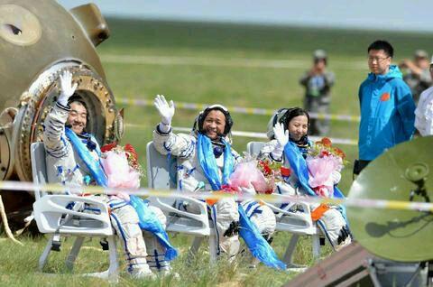 中国航天员上了太空以后的生活_航天员的太空生活阅读_航天员刘洋逝世时间