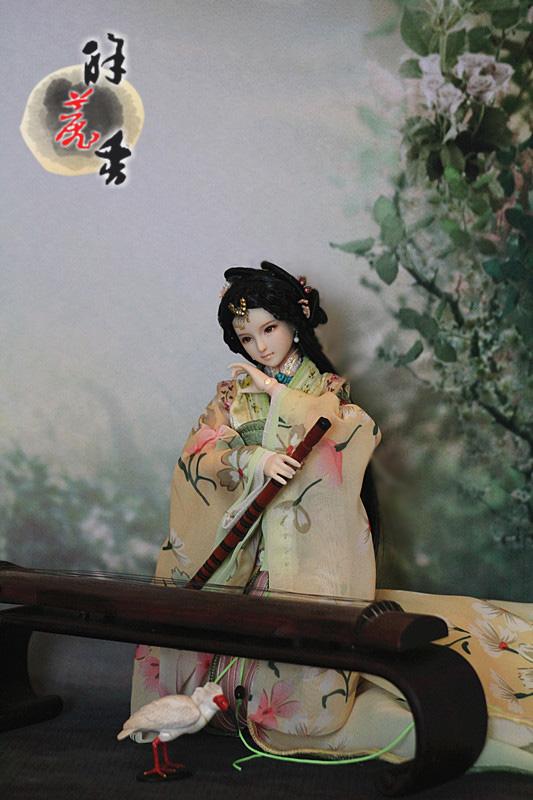 【ob娃娃】中国古典美女欣赏