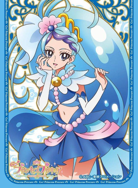 公主q娃卡片单人图 人鱼美腻