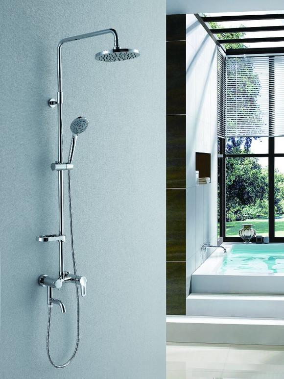 淋浴房,工程淋浴房哪个品牌好,简易淋浴房厂家 千百度卫浴吧 高清图片