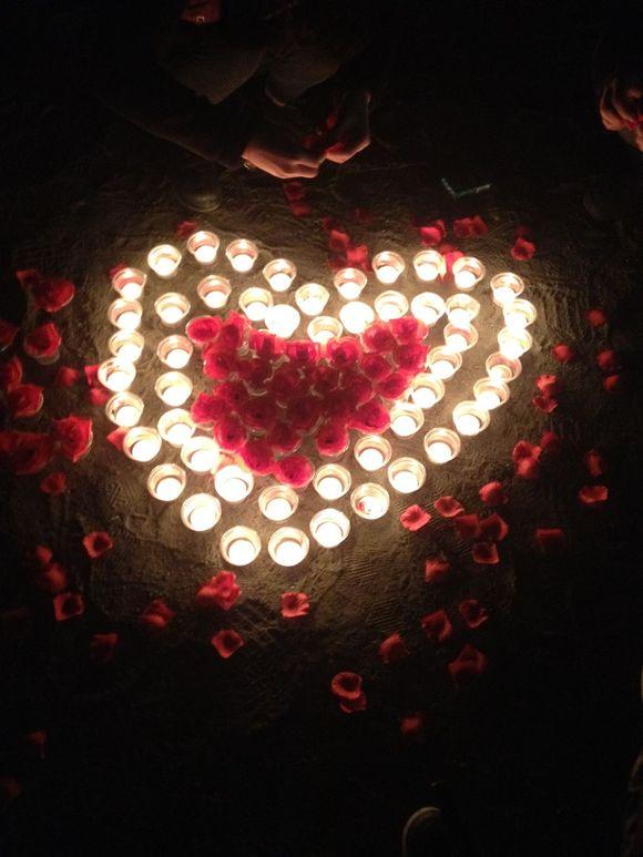 求个浪漫的生日计划图片