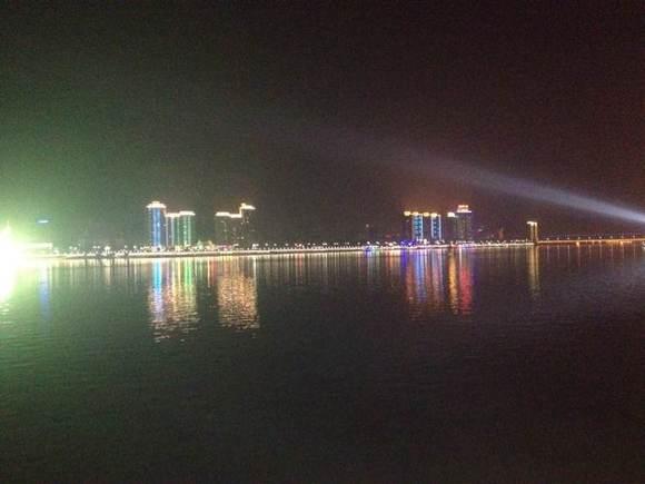 夜景也非常美!