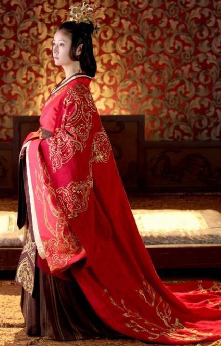中国古代女性服饰_一一多多吧图片
