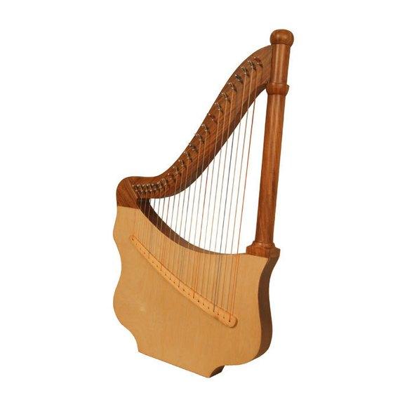 这是竖琴还是箜篌?图片