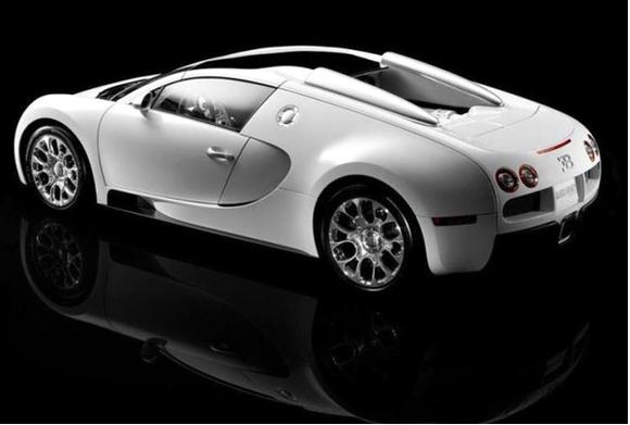 车 黄金跑车价值28.5亿   很多人觉得帕加尼、布加迪要比劳斯高清图片