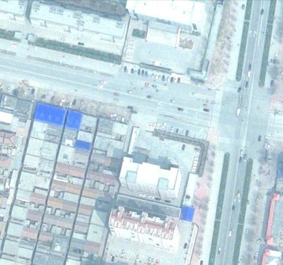 衡水市区 这几年的变化 卫星地图来见证 高清图片