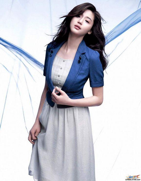 2013年韩国十大美女排行榜