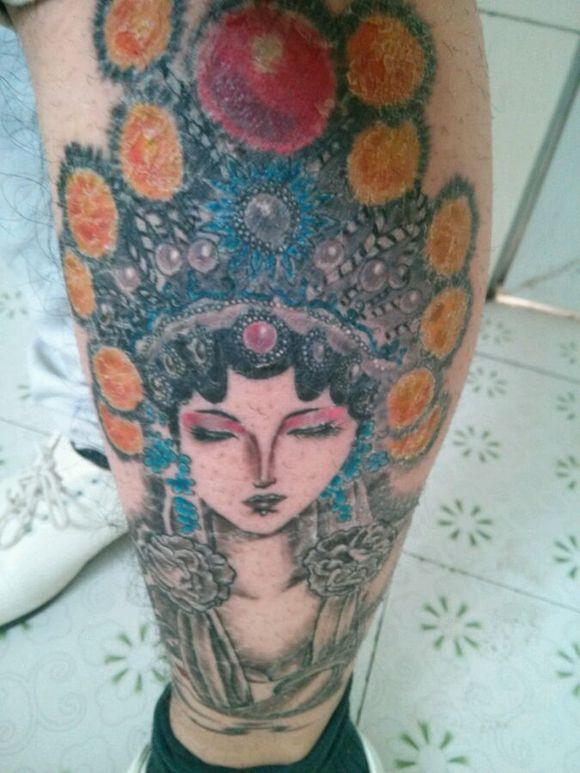 啊啊啊_纹身吧图片