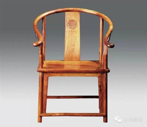 为什么圈椅能成为明式红木家具的典范?图片
