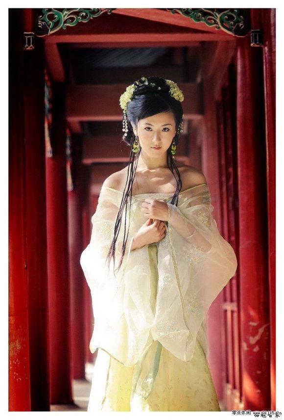 【巾帼】【美图】真人版古装美女武将