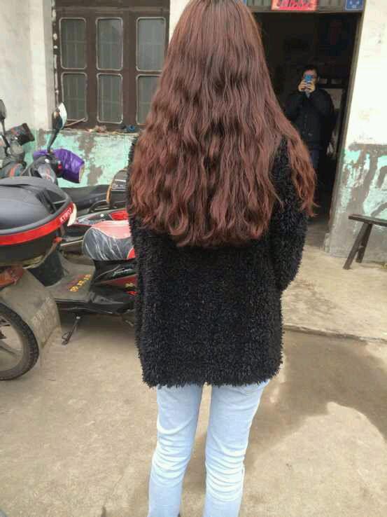 中分短发水波纹发型_水 波纹 发型 图片 长发 水 波纹 ...