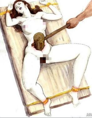 【雷迷の大爱】满清十大酷刑