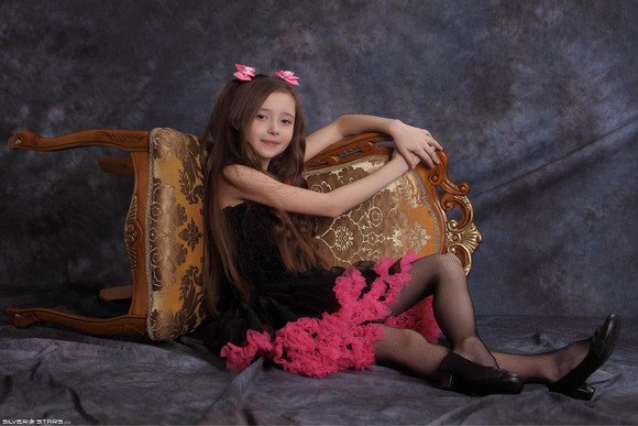 Silver-Stars】 - Daria - Black Dress 1_candydoll吧_百度贴吧