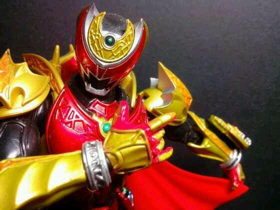 假面骑士kiva 魔皇形态图片