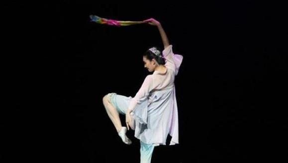 【石家庄锐舞风尚】中国舞蹈界十大美女舞蹈家