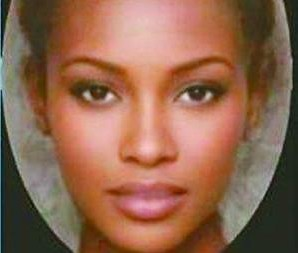 白人美女 黑人美女