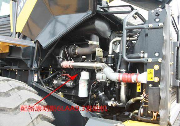 发动机与液压泵的匹配图片