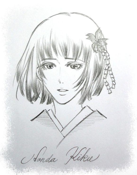 【手绘图】娘塔利亚图片