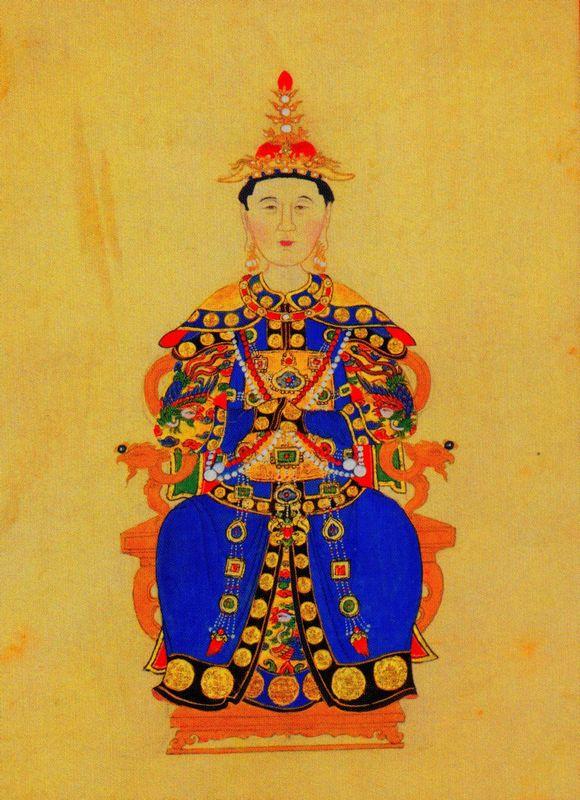 孝惠章皇后