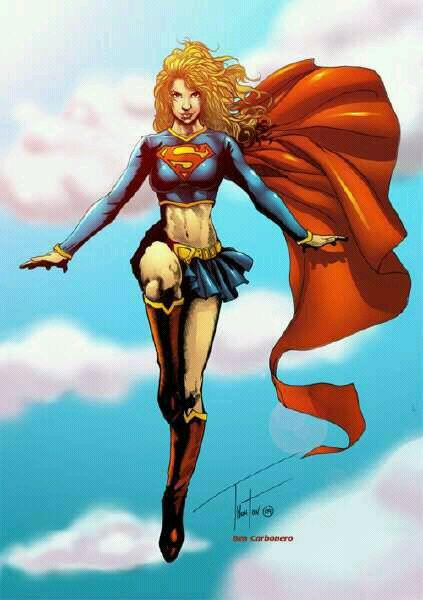 美国dc动漫女英雄:女超人图片4