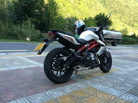 图片】春风150nk与钱江小黄龙300差价一半【摩托车 ...