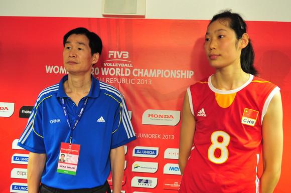 朱婷 中国国家女子排球队队员 河南郸城人 郸城吧 百度贴吧 高清图片