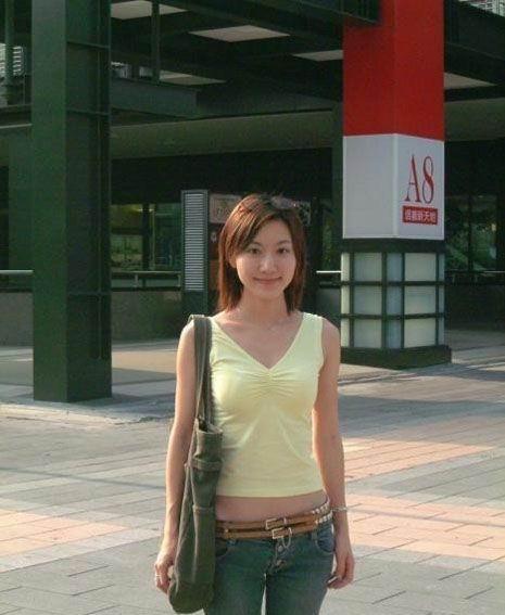 东方大学城美女爆个照