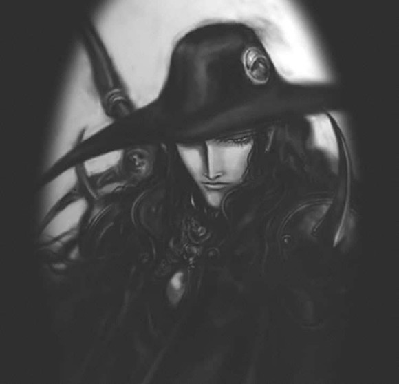 吸血鬼纹身图案_纹身吧图片