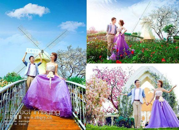高凡----唯美的婚纱摄影拍摄基地【珠海奇 摄影 】
