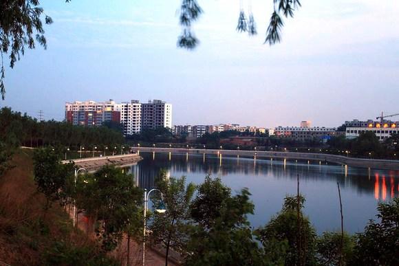 半夜发几张禹州城区美图,漂亮地很 禹州吧 百度贴吧 高清图片