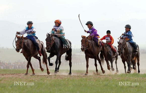 蒙古国-2012那达慕图片图片