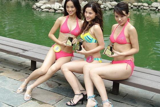 亚洲小姐性感比基尼美女集锦69幅珍藏