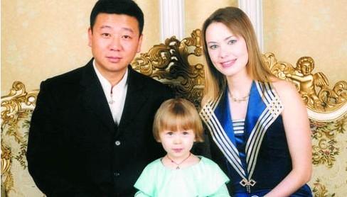 俄罗斯少女爱上中国男人