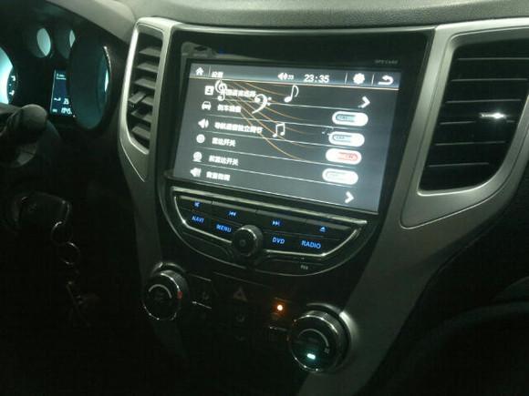 长安cx35全车隔音 音响改装 金坛声道专业汽车音响 隔音 高清图片