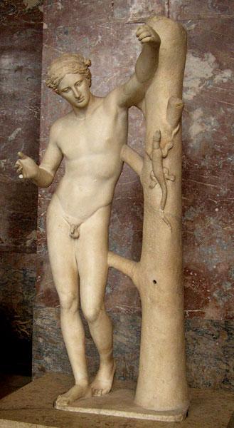他施瘟疫,使希腊人遭受侵袭;赫尔墨斯发明里拉琴送给阿波罗,使他成为图片