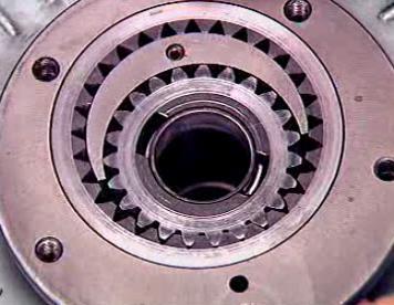 吸污车液压泵之液压泵的工作原理图片