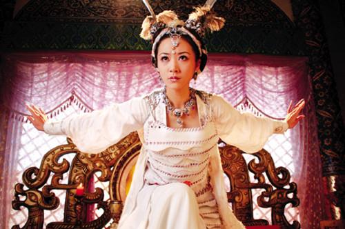 【女妖妖娆】细数西游记中的美女妖精