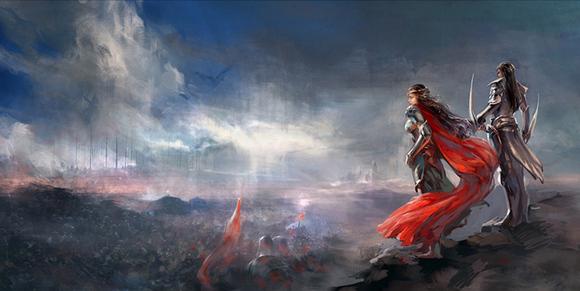 【游戏女反派】暗影女王――赛尔宾