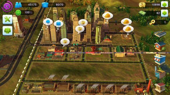 你的城,布局方式很重要_模拟城市吧_百度贴吧图片