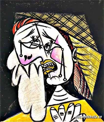 毕加索画作 梵高画作 毕加索作品 毕加索画过哪些画高清图片