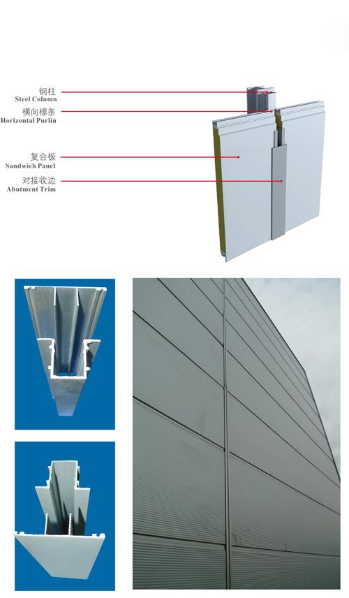 外墙装饰或翻新及各种商用建筑及厂房外墙,也适用于室内装饰高清图片