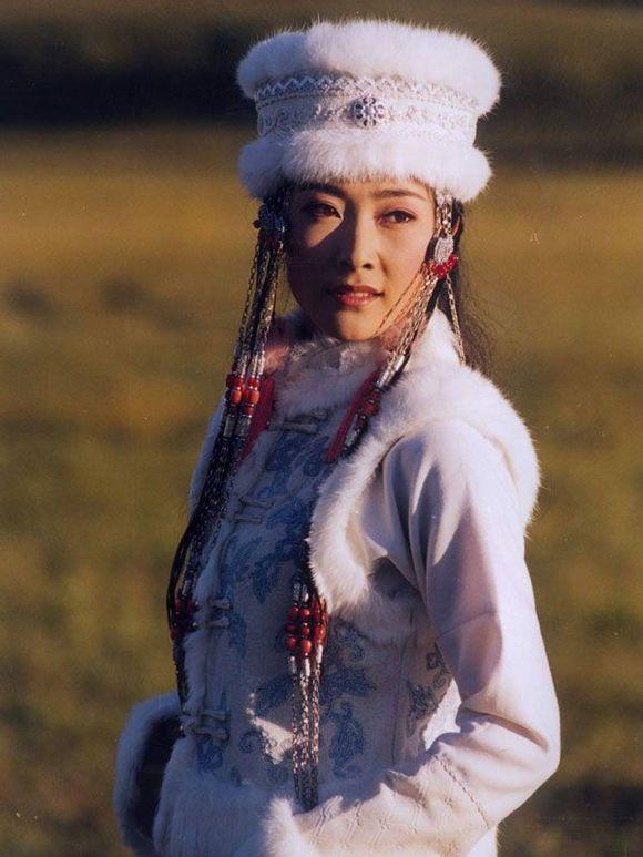 蒙古族也出美女 元代吧