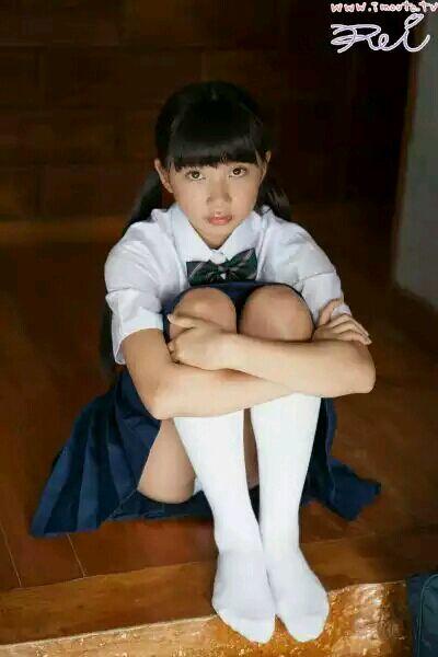 可爱日本萝莉 白袜女孩吧