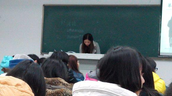 我的美女老师 西南科技大学城市学院吧