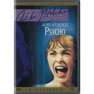 惊魂记》,希区柯克1960年的老电影,评分相当高 ...