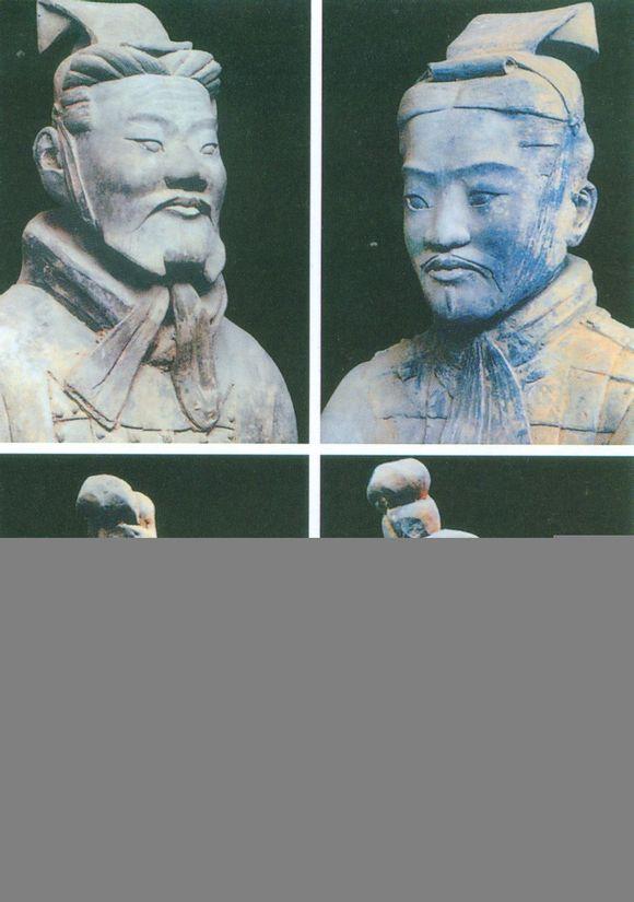 【仪表史】中国古代发型的演变图片