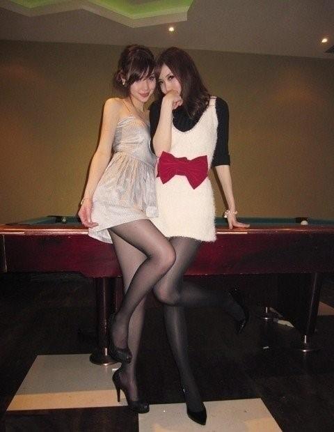 男人一辈子一定要找个会陪你打台球的女人